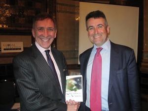 Steven Jermy and Bernard Jenkin MP