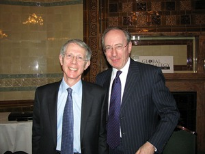 Sir David Manning GCMG, CVO, and the Rt Hon Sir Malcolm Rifkind QC MP