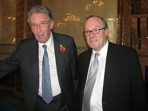 Lord Howell and Michael Ancram MP