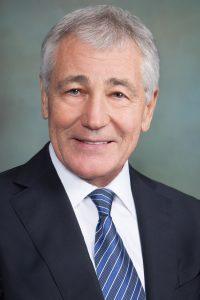 Secretary Chuck Hagel