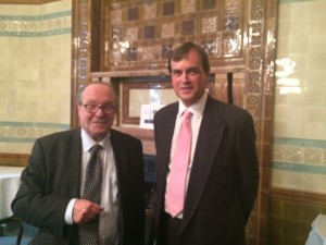 Lord Lothian and Sir Dominic Asquith