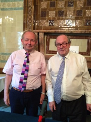 Alastair Crooke and Lord Lothian