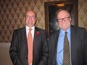 Bob Hayes and Lord Lothian